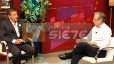 """Berarducci: """"La relación municipio-provincia es buena, pero podría ser mejor"""""""