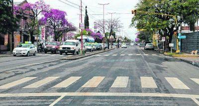 Con una inversión de $30 millones, licitan nueva etapa de Av. Belgrano