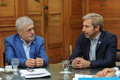 Frigerio llega hoy a Chubut para una intensa agenda con Das Neves