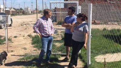 Las cooperativas del Distrito Vecinal se unen para exigir soluciones