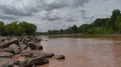 No hay fondos para el control de los ríos