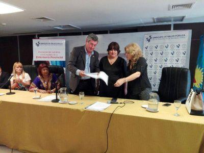 Sindicato de Salud impulsa la creación de la Dirección Provincial de Enfermería