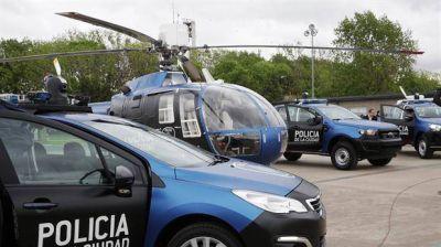 La Legislatura porteña aprobó la creación de la Policía de la Ciudad