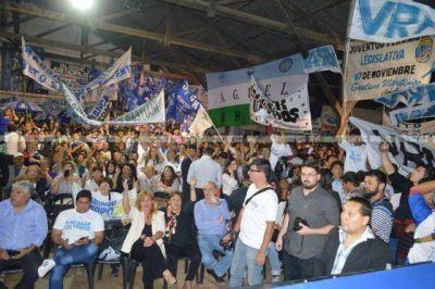 Peppo en el Día del Militante destacó los gobiernos kirchneristas pero pidió renovación