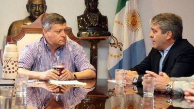 Peppo y Cano analizaron obras a ejecutar en Chaco en el marco del Plan Belgrano