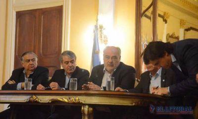 Plan Belgrano: José Cano garantizó millonarias inversiones para Corrientes