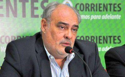 Colombi aseveró que no habrá sesiones extraordinarias en la legislatura