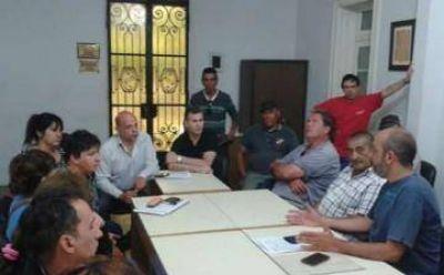 Municipales de Echeverría se reunieron con el bloque Cambiemos