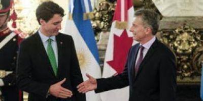 Trudeau admitió su preocupación por la contaminación de Barrick en Veladero