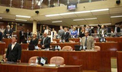 Diputados provinciales recordaron la figura de Daniel Tomas