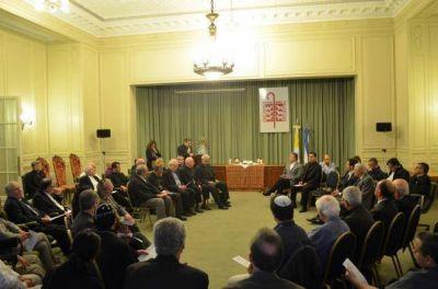 Reunión en la CEA de un Encuentro de Ecumenismo y Diálogo Interreligioso
