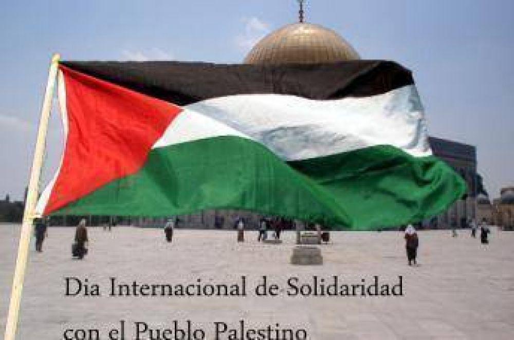 Embajada de Palestina en Argentina conmemora el Día de Solidaridad con el Pueblo Palestino