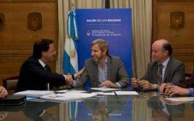 Escobar se suma a la zona de concesión de AySA
