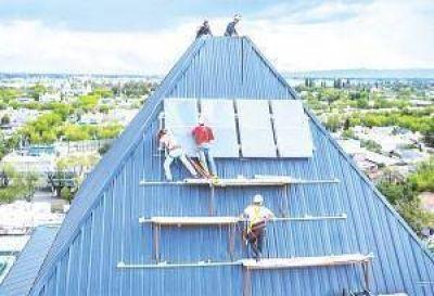 Empresas locales impulsan proyectos para producir equipos con energías alternativas