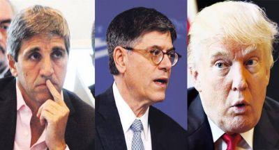 Blanqueo I: misión a EE.UU. para acelerar acuerdo