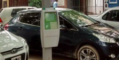 """En diciembre se implementaría el estacionamiento con """"parquímetros"""""""