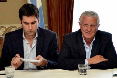 Sarghini invitó a almorzar a los presidentes de los bloques para confirmarles los cambios
