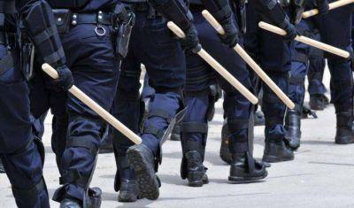 La policía en terapia intensiva y sin cura en el horizonte