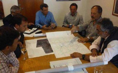 Inundaciones: plan de contención del agua
