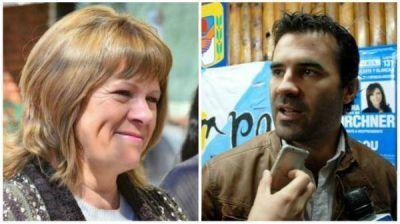 Parrilli le bajó el pulgar a la candidatura nacional de Martínez