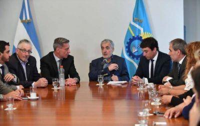 Das Neves elevó proyecto de gastos y recursos a la Legislatura
