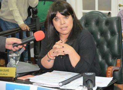 """Empréstito para la planta potabilizadora; """"ningún informe técnico nos dice por que tienen que ser 150 millones de pesos"""" dijo Duré"""