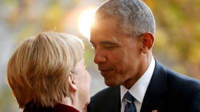 Obama, duro con Trump, le advierte que tiene que hacerle frente a Rusia