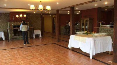 El Calafate: Belloni recibió a las máximas autoridades de AOMA