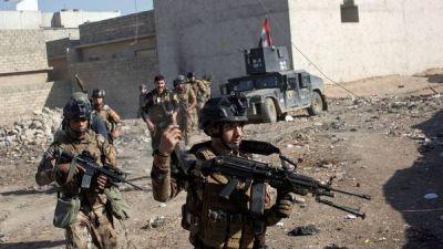 """Irak le pide a Gran Bretaña """"bombas de vacío"""" para combatir el ISIS"""