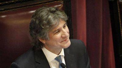 El saludo de cumpleaños de Luis D'Elía a Amado Boudou: