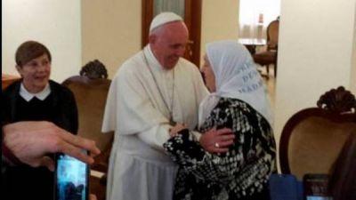 Hebe de Bonafini le escribió una carta al papa Francisco: