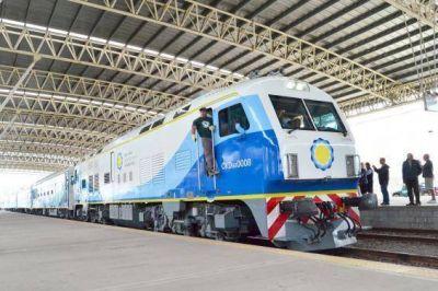 El lunes comienzan las pruebas de las vías que unen Estación Constitución y Mar del Plata