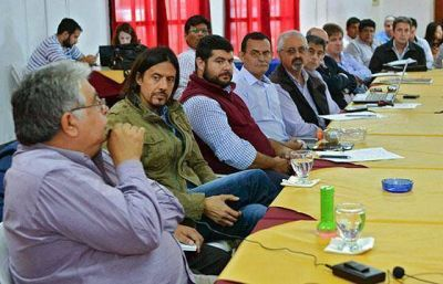 El gabinete de ministros sesionó en Hipólito Yrigoyen