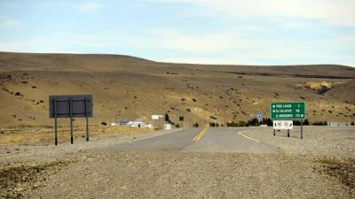 Ripio, baches y poco asfalto: un recorrido por las rutas que no hizo Lázaro Báez