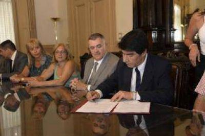 El ministro Acevedo sugiere que la Nación beneficia más a los municipios que le son afines políticam