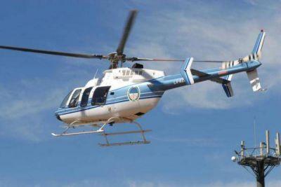 En 15 días el PE podría adquirir otro helicóptero