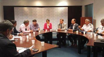 Se ultimaron detalles para el Operativo Verano 2017 en la provincia de Tucumán