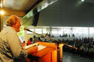 """Verna, contra Nación: """"Un tren que nos va a hacer mierda a todos"""""""