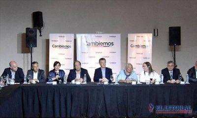 Alistan lanzamiento de Cambiemos: viene Peña y esperan por otros macristas