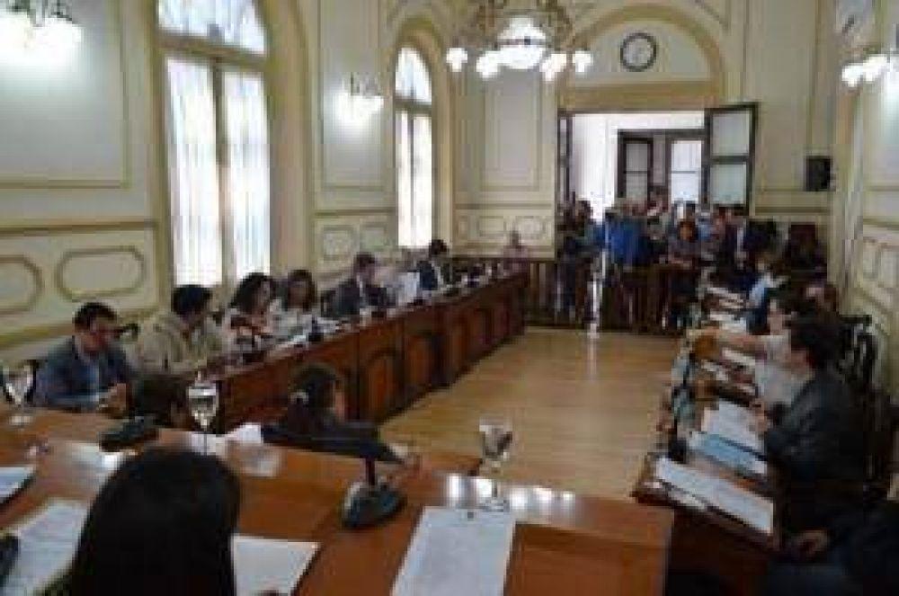 Ediles del FPV buscan aprobar Presupuesto en el último encuentro