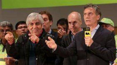 Macri buscará conciliar los reclamos de la CGT y de los empresarios