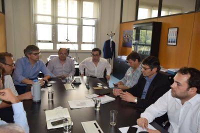 Reunión en la Secretaría de Energía de la Nación