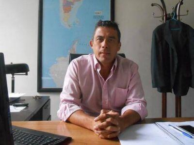 """Lobos: """"Queríamos abrir nuestro segundo Instituto en un lugar que sea un símbolo del abandono y retraso que vemos en San Martín"""""""