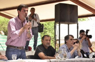 En el Congreso del PJ, Urtubey pidió trabajar por los humildes y por una Argentina peronista