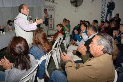 Ricardo Villada quedó consagrado presidente del partido Primero Salta