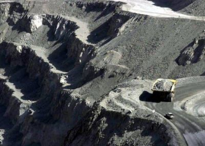 El Gobierno apura un plan minero