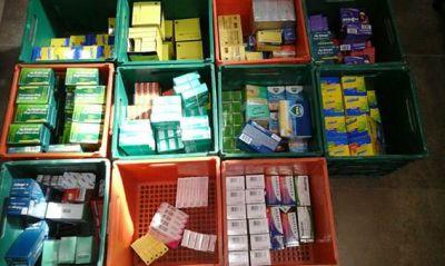 En Provincia detectan ingreso ilegal de medicamentos desde CABA