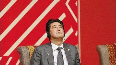 Macri recibe al Primer Ministro japonés en busca de inversiones