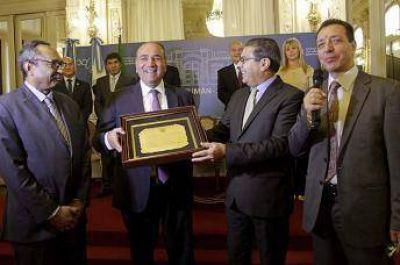 Embajadores árabes anticiparon que instarán las relaciones con Tucumán