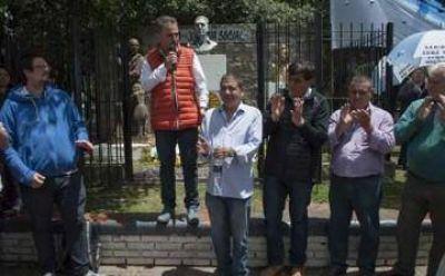 Oyhamburú confirmó la unificación de la CGT regional Lomas